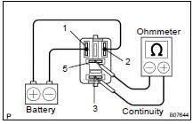 Toyota Land Cruiser Fuel Pump Relay Sfi
