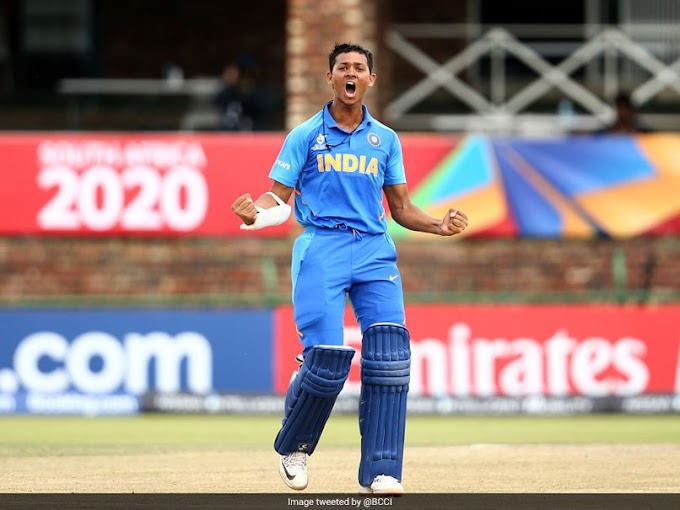 Scored Century In Morning, Sold Pani Puri In Evening': India's U-19 World Cup Star Yashasvi Jaiswal's Journey