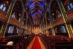 Cómo hacer fotos en Iglesias y Catedrales