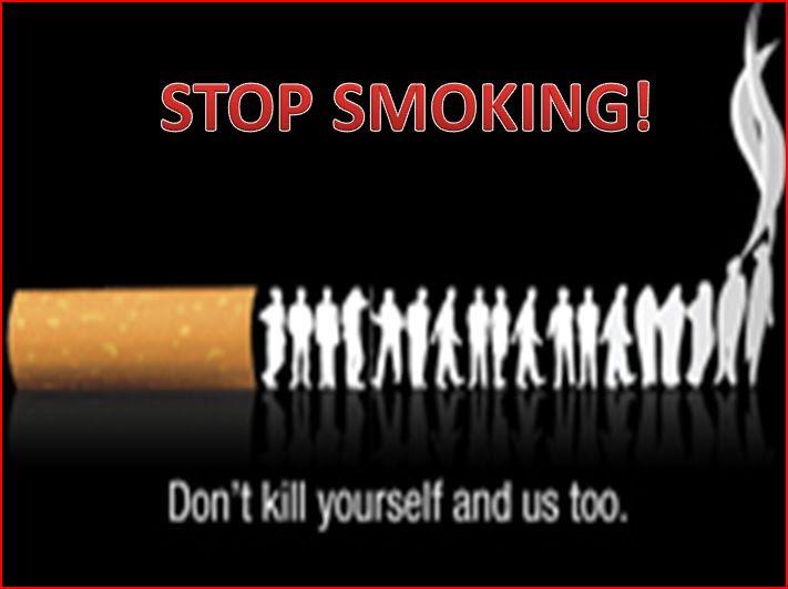 """Kekuatan Positif dari """"Tidak Merokok"""""""