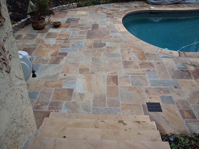 Silvara Stone | Crab Orchard Stone from Tennessee