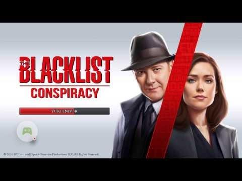 Yine Sasha - Blacklist Komplo