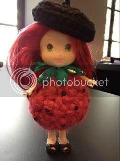 Strawberry Shortcake Paris Fashion Week Debut