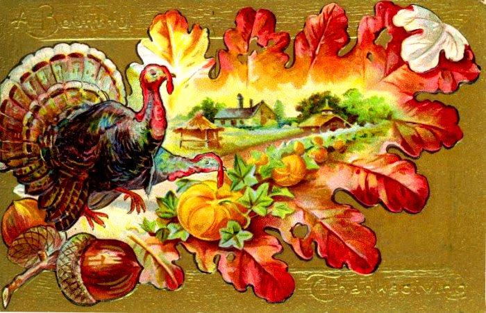 Happy Thanksgiving 2011!