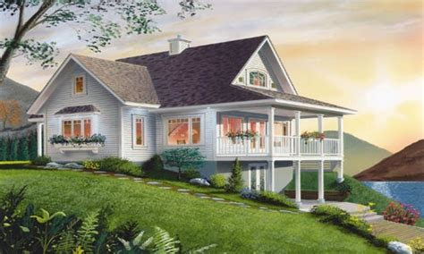 small lake cottage house plans economical small cottage