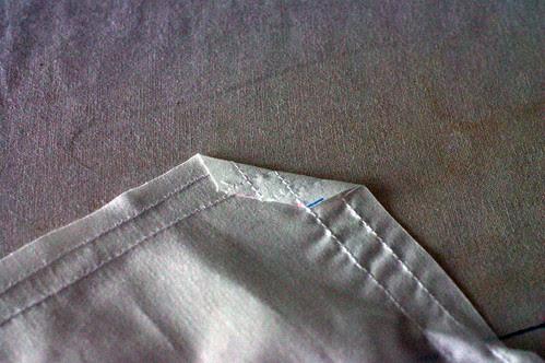 fold corner