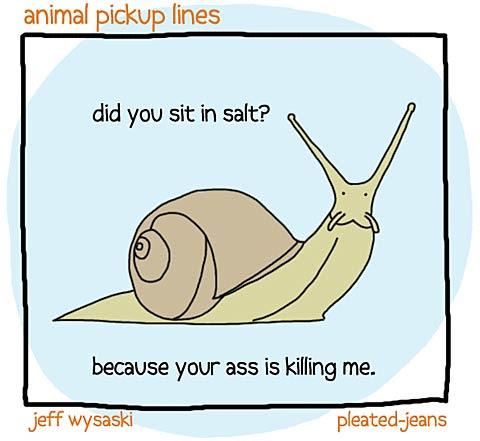 sea pick up lines