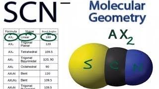 Singosari123 Scn Molecular Geometry