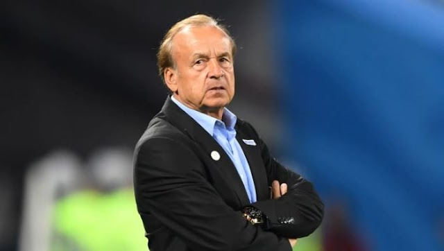 Is It Time For Super Eagles To Sack Gernot Rohr??