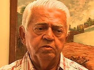 Carlos Augusto morre aos 74 anos em Petrolina, PE (Foto: Reprodução/ TV Grande Rio)