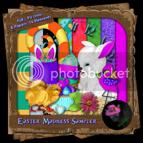 Easter Madness Sampler (Full)
