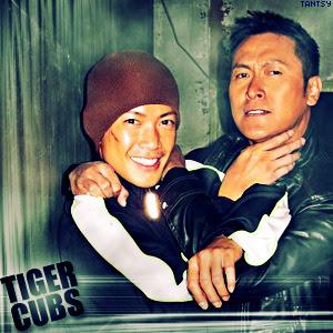Tiger Cubs 飞虎 - Ngo Kanin 敖嘉年+ Joe Ma 马德钟 Original post:http://graphixfocuz.blogspot.com/2012/07/poster-tiger-cubs-2.html