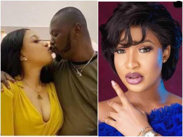 Tonto Dikeh reportedly part ways with her new lover, Prince Kpokpogri