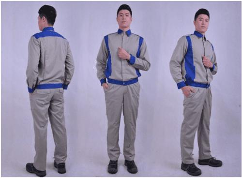 quần áo bảo vệ tại hà nội
