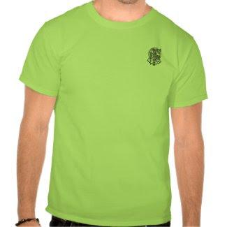 Aztec Warrior Shirt shirt