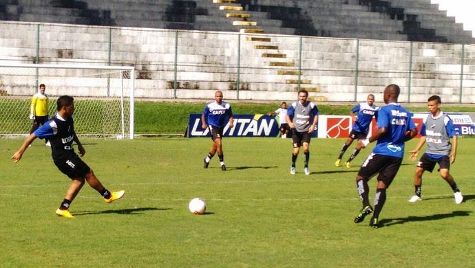 ABC treino Frasqueirão (Foto: Divulgação/ABC)