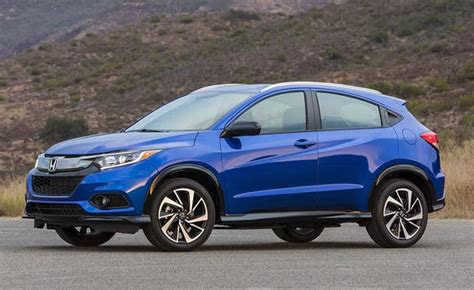 honda hr  news design specs price suvs