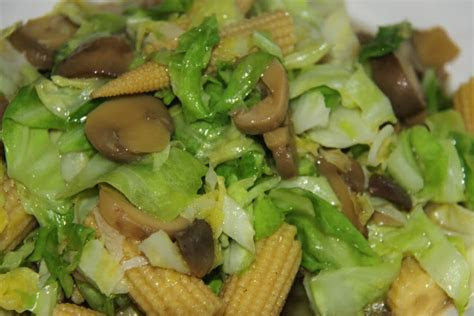 cook book sayur goreng chinese style