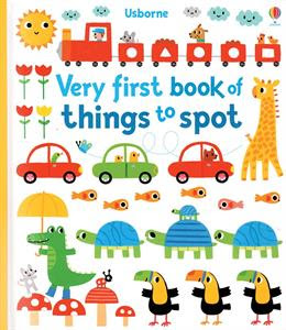 Picture of Very First Book of Things to Spot