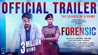 Forensic Malayalam Movie (2020) | Cast | Trailer | Release Date