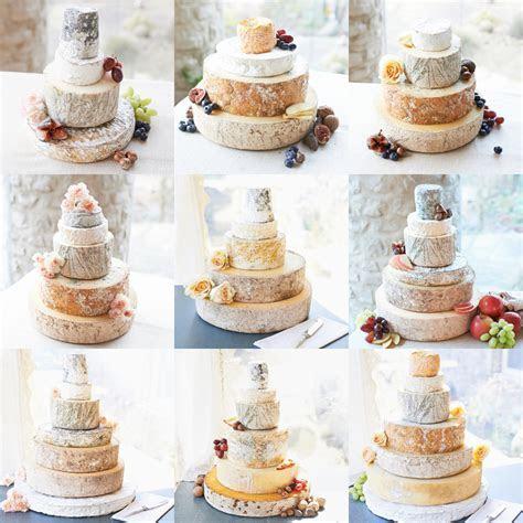 Cheese Wedding Cake Sample Box  The Courtyard Dairy.