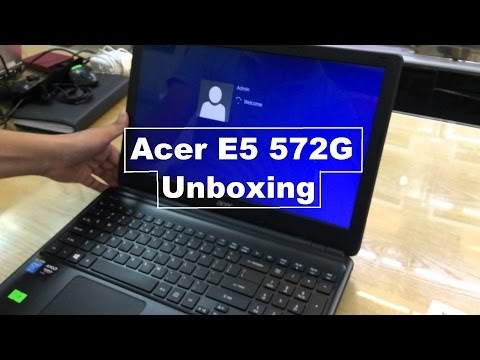 Acer E5 572G Laptop Unboxing l Best laptop under 30k l Best Gaming laptop