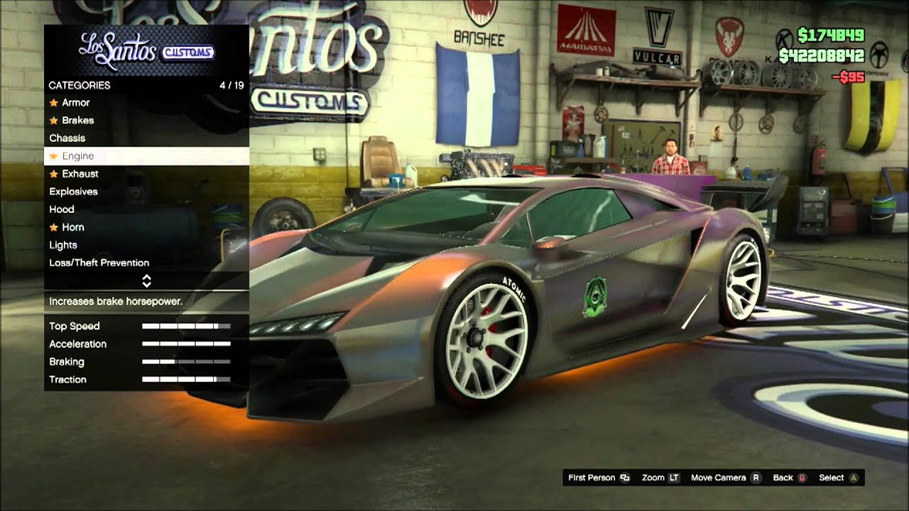 Gta 5 How To Get Color Changing Patriot Tyre Smoke After Patch  27 Youtube