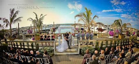 waterfront ceremonies   channel club monmouth beach