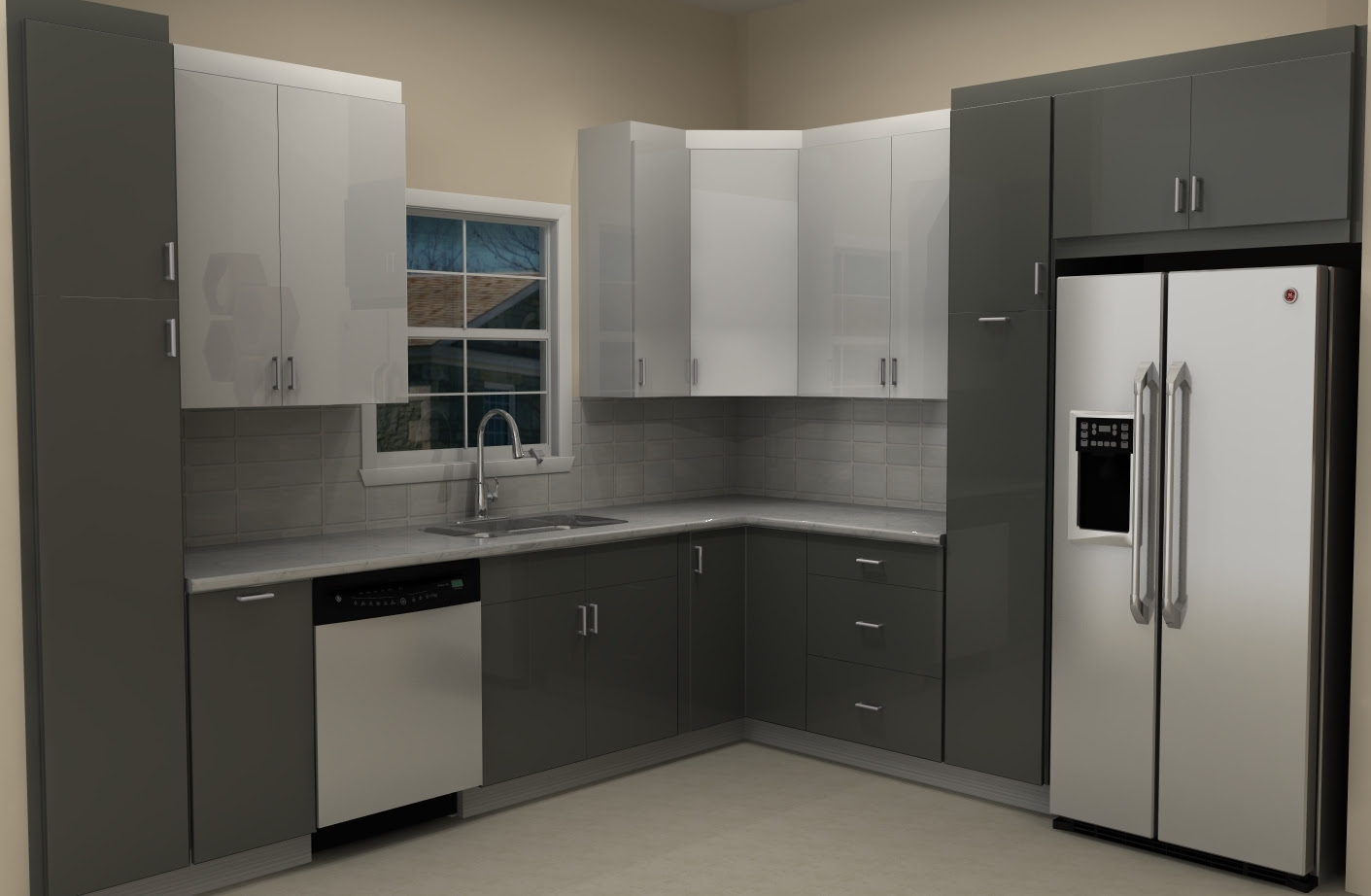 IKEA Kitchen Hack: Put the Space Above the Refrigerator to ...