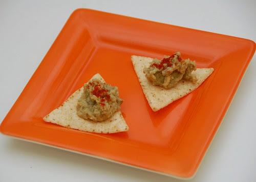 guacamole di carciofi