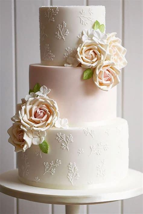 25  Best Ideas about Romantic Wedding Cakes on Pinterest