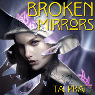 Broken Mirrors (Marla Mason, #5)