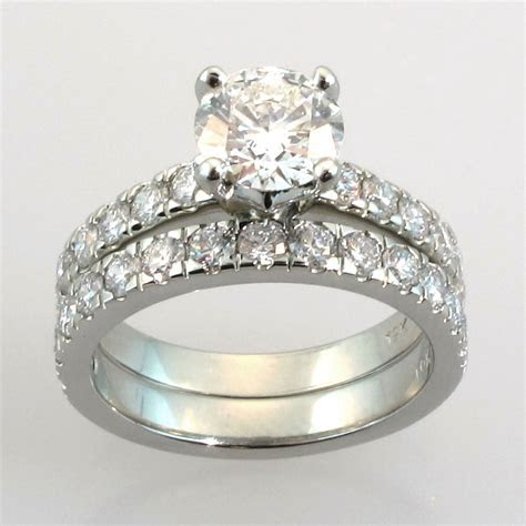 Elegant Discount Bridal Sets Wedding Rings   Matvuk.Com