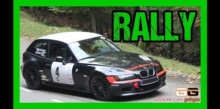 Bmw Z3 Rally Car