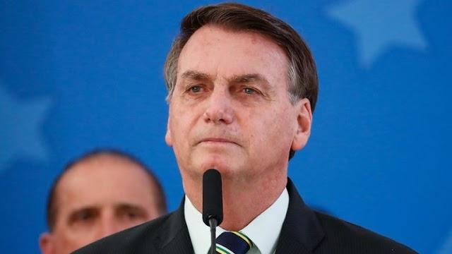 Bolsonaro diz lamentar arquivamento do pedido de impeachment contra Moraes