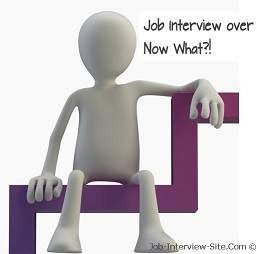 What to Do After an Interview: Things to Do After the Job Interview