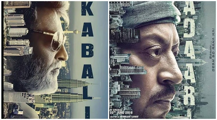 Irrfan Khan, madaari, Irrfan Khan Rajinikanth, Rajinikanth movies, Rajinikanth Kabali, Kabali, Irrfan Khan madaari, Irrfan Khan movies, Irrfan Khan upcoming movie, Irrfan Khan latest news, entertainment news