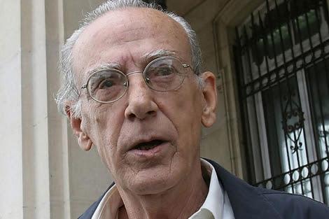 El ex comandante Gutiérrez Menoyo.  Afp