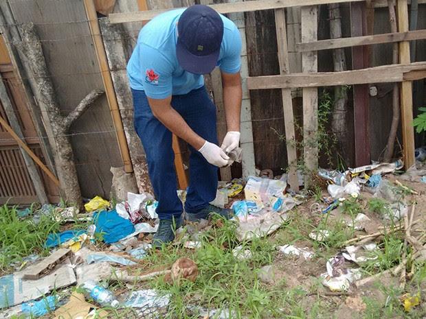 Secretaria Municipal de Saúde diz que vai continuar ações de combate ao Aedes Aegypit (Foto: Divulgação/Prefeitura de Natal)
