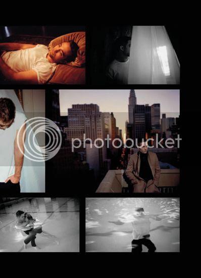 Robert Pattinson for Dior Homme Parfum by Nan Goldin