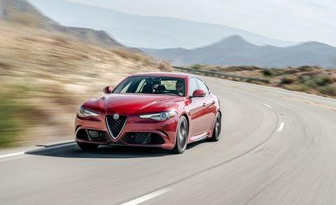 Which Alfa Romeo Giulia To Buy