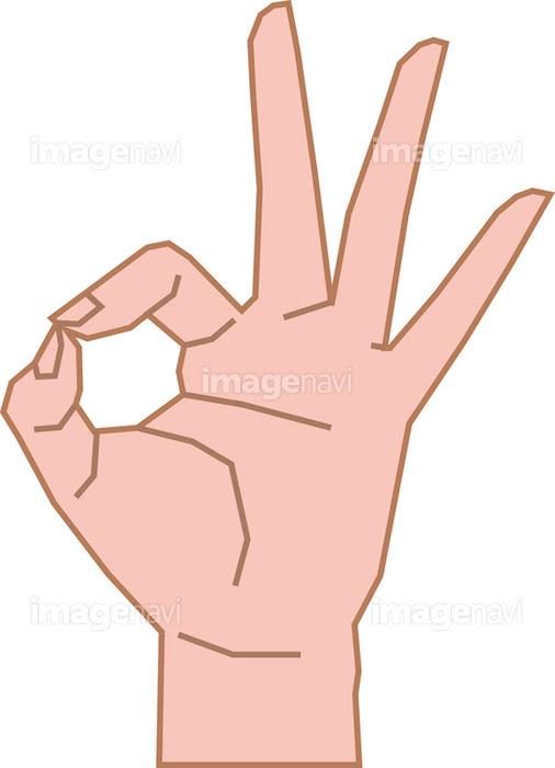 手 指 アイコン クリップアート ジェスチャーの画像素材10044215