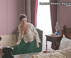 Leonor Seixas sensual em vários trabalhos