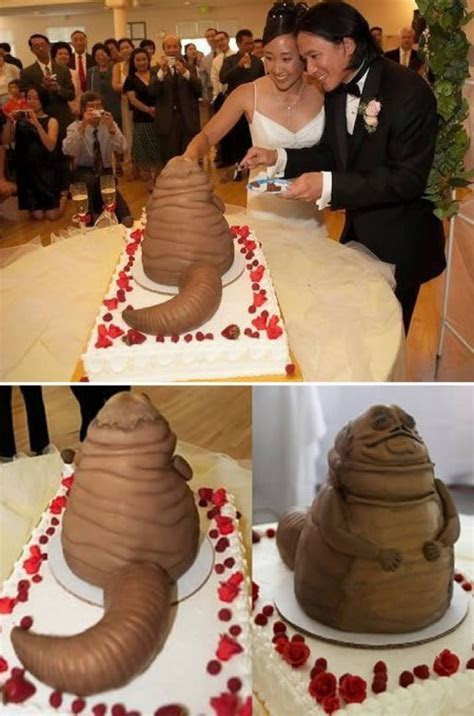 Here Are 25 Of The Most Absurd Wedding Cakes In The