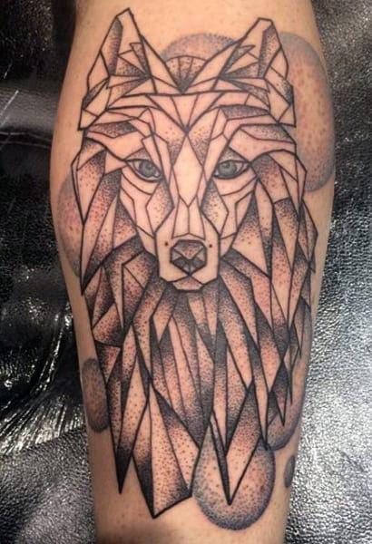 50 Calf Tattoos For Men Body Art Below The Knee