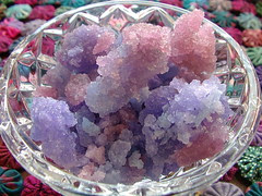 Old Fashioned Candy Crystals / rock candy