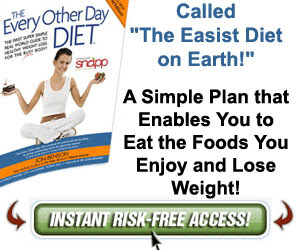 Called 'The Easiest Diet on Earth!'  This Simple Plan Enables You to Eat the Foods You Enjoy and Lose Weight!  Click here for details...