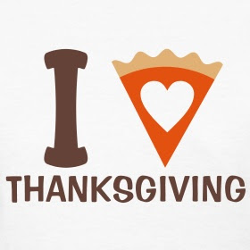 I love Thanksgiving