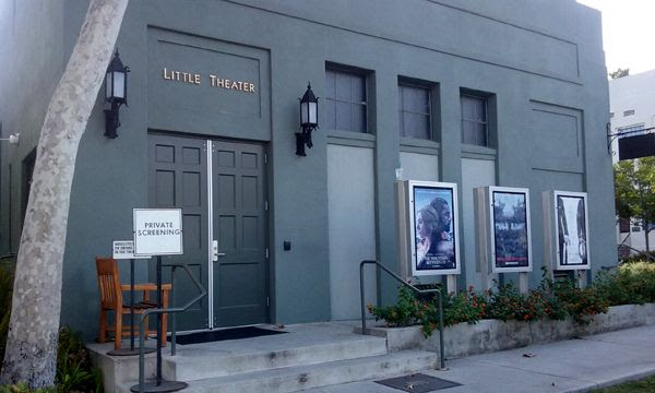 The Little Theater at FOX Studios in Century City, California.