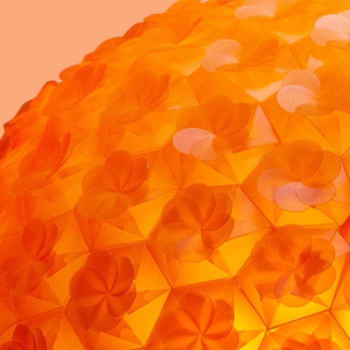 Spring Passion Floor Lamp - Orange Yellow | Obelia - design by ...